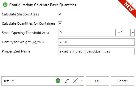 Tool Configuration